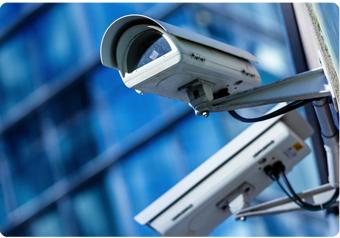 監視カメラの電源として