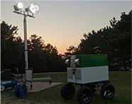 夜間照明用電源レビュー画像