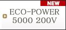 ECOPOWER 5000 200V
